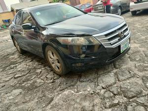 Honda Accord CrossTour 2011 EX-L AWD Black | Cars for sale in Rivers State, Port-Harcourt