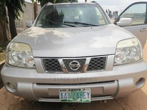 Nissan X-Trail 2005 Automatic Silver | Cars for sale in Lagos State, Alimosho