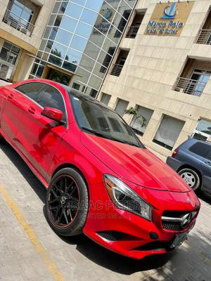 Mercedes-Benz CLC 2015 Red | Cars for sale in Lagos State, Ajah