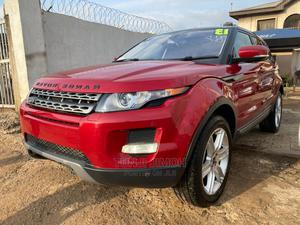 Land Rover Range Rover Evoque 2013 Pure Plus AWD Red | Cars for sale in Lagos State, Ikeja