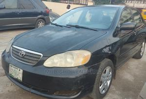 Toyota Corolla 2005 LE Black | Cars for sale in Lagos State, Ogba
