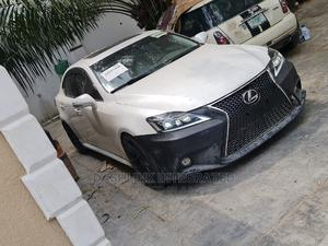 Lexus IS 2009 250 4WD White   Cars for sale in Lagos State, Ikeja