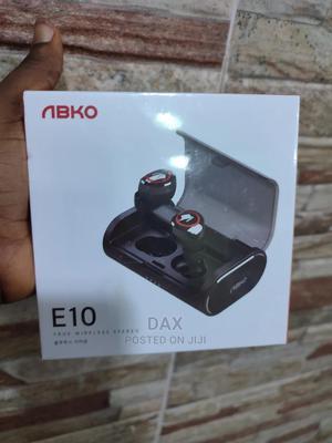 Abko Bluetooth+Powerbank   Headphones for sale in Lagos State, Victoria Island