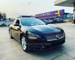 Nissan Maxima 2010 Black | Cars for sale in Lagos State, Ikeja
