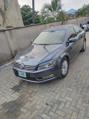 Volkswagen Passat 2012 1.8 S Sedan Gray | Cars for sale in Lagos State, Isolo