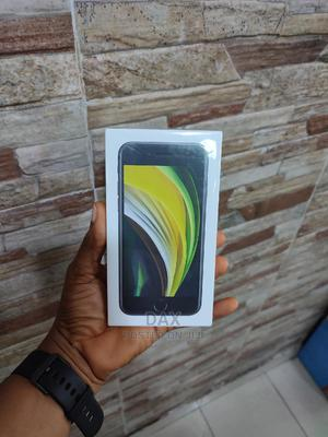 New Apple iPhone SE (2020) 64 GB Black | Mobile Phones for sale in Lagos State, Victoria Island