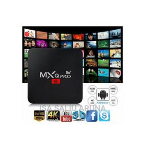 Smart Android Tv Box 4K Ultra HD Video | TV & DVD Equipment for sale in Lagos State, Alimosho