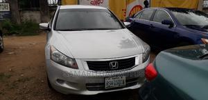 Honda Accord 2008 2.0i-Vtec Executive Silver | Cars for sale in Abuja (FCT) State, Kubwa