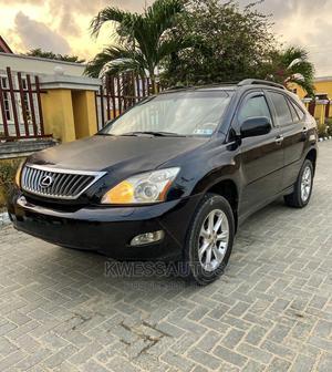 Lexus RX 2008 Black   Cars for sale in Lagos State, Lekki