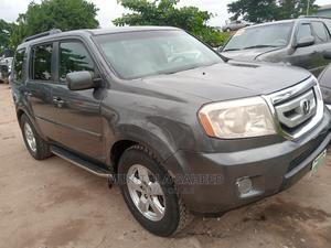 Honda Pilot 2010 Gray | Cars for sale in Lagos State, Kosofe