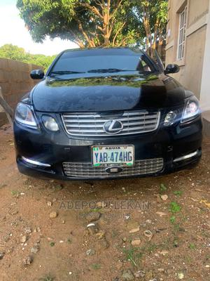 Lexus GS 2007 430 Black   Cars for sale in Plateau State, Jos