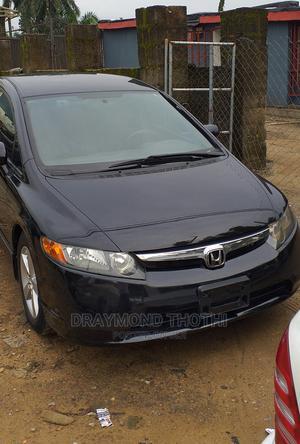 Honda Civic 2006 Black   Cars for sale in Cross River State, Calabar
