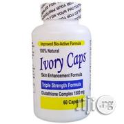 Ivory Caps - Maximum Potency 1500 Mg Glutathione Skin Whitening Pills | Vitamins & Supplements for sale in Lagos State