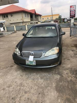 Toyota Corolla 2006 LE Gray | Cars for sale in Oyo State, Ibadan