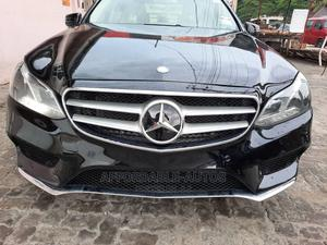 Mercedes-Benz E350 2014 Black   Cars for sale in Lagos State, Lekki
