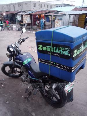 Qlink XP 200 2020 Blue | Motorcycles & Scooters for sale in Lagos State, Ajah