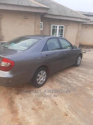 Toyota Camry 2005 Gray | Cars for sale in Lagos State, Ikorodu