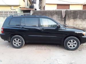 Toyota Highlander 2005 Limited V6 Black   Cars for sale in Lagos State, Ojodu
