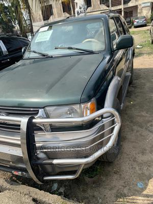 Toyota 4-Runner 2006 Limited 4x4 V6 Green   Cars for sale in Rivers State, Port-Harcourt