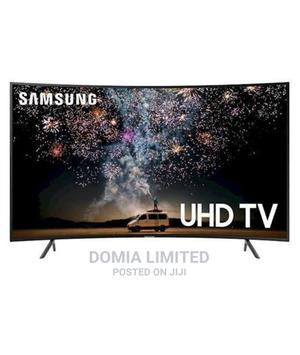 Samsung 49 Inch UHD 2019 Premium Ultra Slim Curved RU7300 | TV & DVD Equipment for sale in Lagos State, Ojo