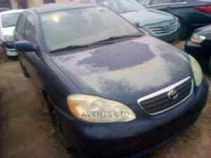 Toyota Corolla 2006 Blue   Cars for sale in Lagos State, Alimosho