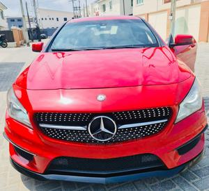 Mercedes-Benz CLA-Class 2015 Red | Cars for sale in Lagos State, Victoria Island