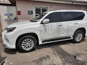 Lexus GX 2017 460 Luxury White   Cars for sale in Lagos State, Lekki