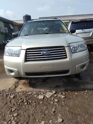 Subaru Forester 2006 2.5 X Green | Cars for sale in Lagos State, Ifako-Ijaiye