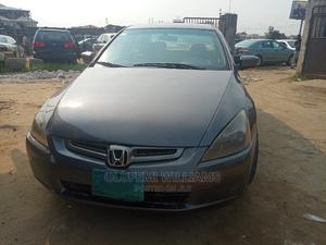 Honda Accord 2003 Automatic Gray | Cars for sale in Rivers State, Port-Harcourt