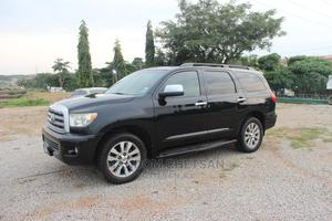 Toyota Sequoia 2010 Gray | Cars for sale in Abuja (FCT) State, Central Business District