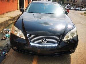 Lexus ES 2008 350 Black | Cars for sale in Lagos State, Yaba