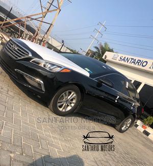 Hyundai Sonata 2017 Black | Cars for sale in Lagos State, Lekki