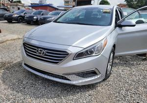 Hyundai Sonata 2015 Silver   Cars for sale in Lagos State, Yaba