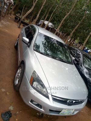 Honda Accord 2007 Silver | Cars for sale in Abuja (FCT) State, Gaduwa