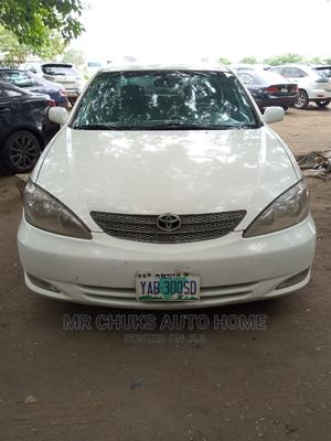 Toyota Camry 2003 White | Cars for sale in Abuja (FCT) State, Gaduwa