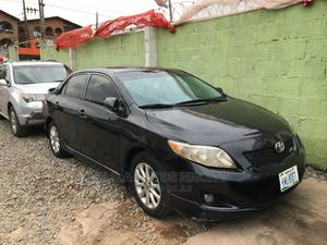Toyota Corolla 2009 Black | Cars for sale in Lagos State, Agege