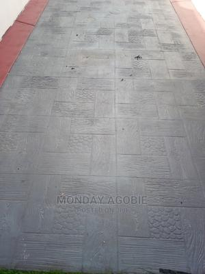 Concrete Stamped Floor | Building Materials for sale in Lagos State, Lekki