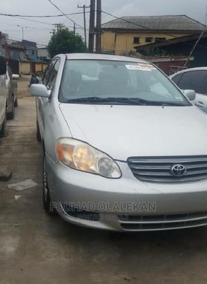 Toyota Corolla 2004 Sedan Gray | Cars for sale in Lagos State, Surulere
