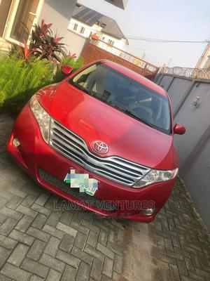 Toyota Venza 2010 V6 Red | Cars for sale in Lagos State, Ajah