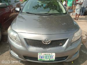 Toyota Corolla 2009 Gray | Cars for sale in Lagos State, Amuwo-Odofin