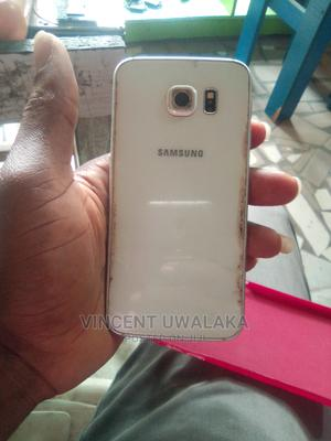 Samsung Galaxy S6 32 GB White | Mobile Phones for sale in Rivers State, Obio-Akpor