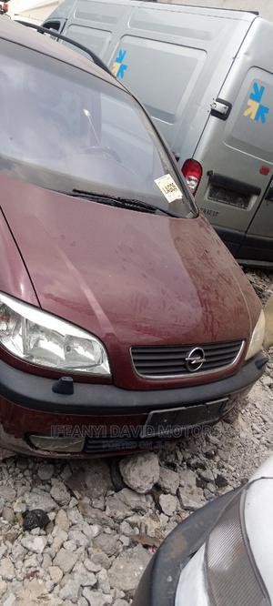 Opel Zafira 2002 | Cars for sale in Lagos State, Apapa