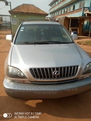 Lexus RX 2001 300 Silver   Cars for sale in Lagos State, Ikorodu