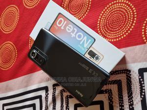New Xiaomi Redmi Note 10 Pro 128 GB Gray | Mobile Phones for sale in Lagos State, Ipaja