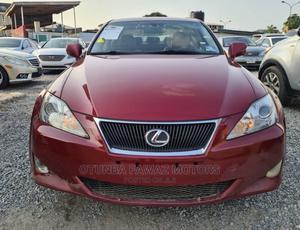 Lexus IS 2007 Red | Cars for sale in Lagos State, Yaba