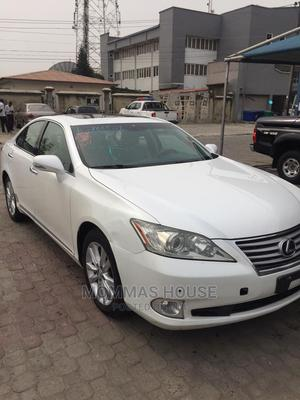 Lexus ES 2010 350 White   Cars for sale in Abuja (FCT) State, Wuse 2