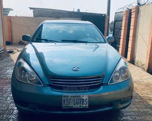 Lexus ES 2003 300 Green | Cars for sale in Lagos State, Ikorodu
