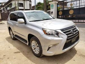 Lexus GX 2015 460 Luxury Silver   Cars for sale in Lagos State, Surulere