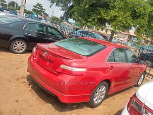 Toyota Camry 2009 Red | Cars for sale in Delta State, Aniocha South