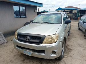 Toyota Hilux 2010 2.5 D-4d 4X4 SRX Gray | Cars for sale in Delta State, Warri